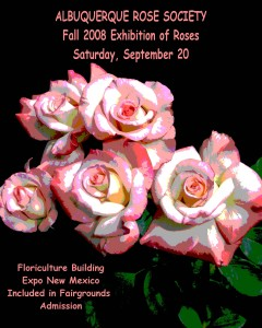 2008 Fall exhibition poster