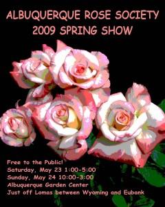 2009 Albuquerque Rose Show
