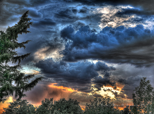 Sky Light - Turmoil